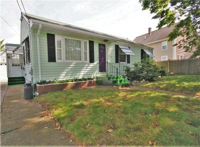 Cumberland Single Family Home For Sale: 150 McGirr St