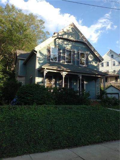 Woonsocket Single Family Home For Sale: 632 South Main St
