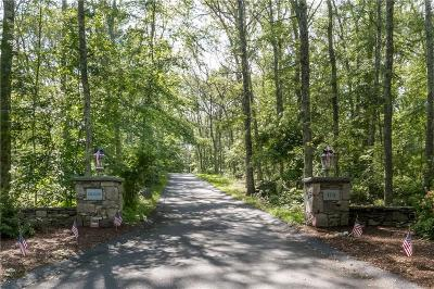 Hopkinton Single Family Home For Sale: 173 Woody Hill Rd