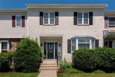 Cumberland Condo/Townhouse For Sale: 2970 Mendon Rd, Unit#58 #58