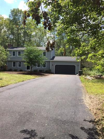 Burrillville Single Family Home Act Und Contract: 435 Maureen Cir