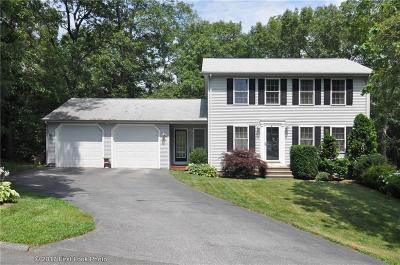 Johnston Single Family Home For Sale: 23 Hill Top Dr