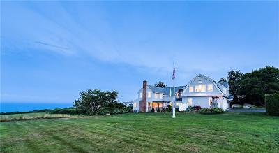 Narragansett Single Family Home For Sale: 404 Ocean Rd
