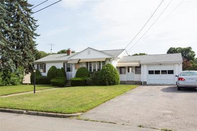 Johnston Single Family Home For Sale: 8 Eldorado Dr