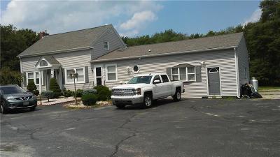 Johnston Single Family Home For Sale: 747 Greenville Av