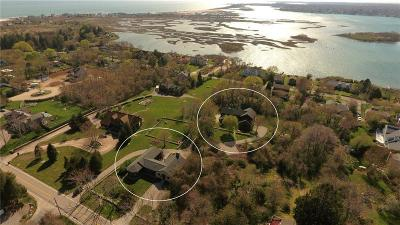 Charlestown Single Family Home For Sale: 485 - A & B West Beach Rd