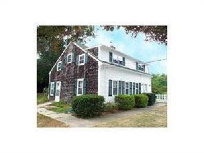 Scituate Single Family Home For Sale: 16 Hope Furnace Rd