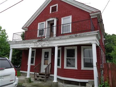 Multi Family Home Act Und Contract: 25 Tripoli St