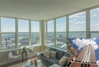 Providence Condo/Townhouse For Sale: 1 West Exchange St, Unit#3002 #3002