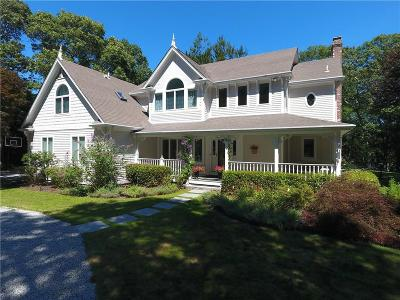 South Kingstown Single Family Home For Sale: 257 Walmsley Lane
