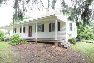 Scituate Single Family Home For Sale: 1408 Chopmist Hill Rd