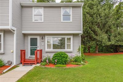 Cumberland Condo/Townhouse Act Und Contract: 154 Bear Hill Rd, Unit#1604 #1604