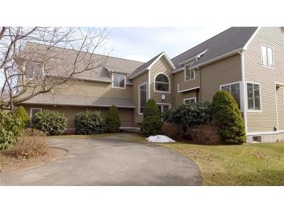 Cranston Single Family Home For Sale: 54 Crest Dr