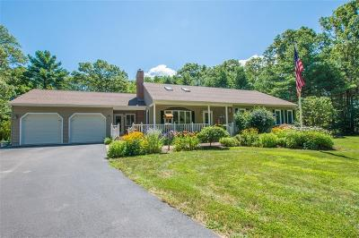 Exeter Single Family Home For Sale: 442 Widow Sweets Rd