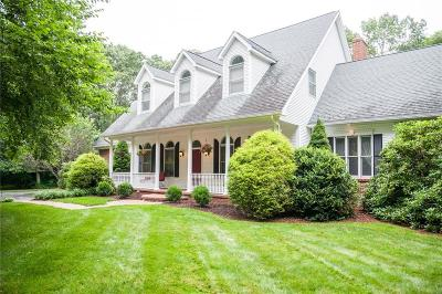 Exeter Single Family Home Act Und Contract: 40 Kimberly Hope Lane