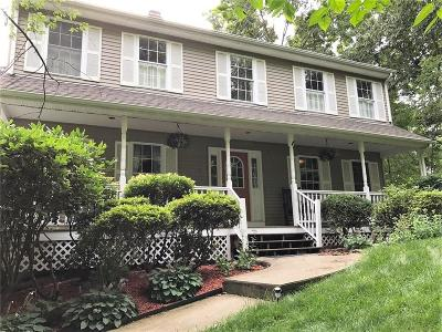 Cumberland Single Family Home Act Und Contract: 18 Barberry Hill Rd