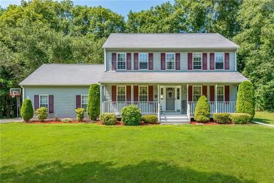 Burrillville Single Family Home Act Und Contract: 30 Finn Rd