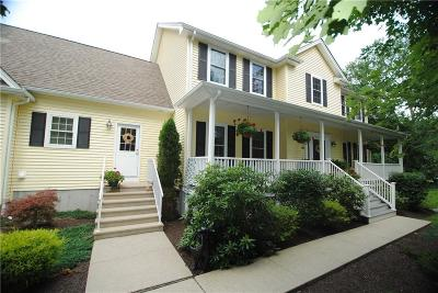 Lincoln Single Family Home For Sale: 985 Great Rd Rd