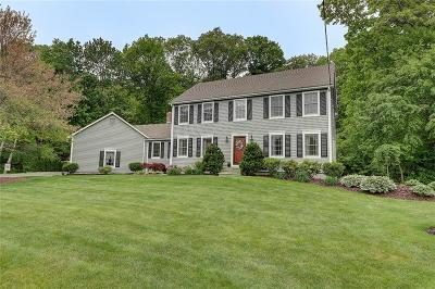 Cumberland Single Family Home Act Und Contract: 14 Mayflower Dr