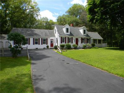 Cumberland Single Family Home Act Und Contract: 167 Angell Rd