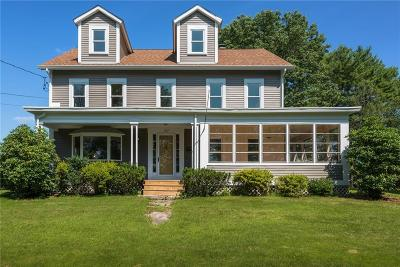 Burrillville Single Family Home Act Und Contract: 257 Pascoag Main St