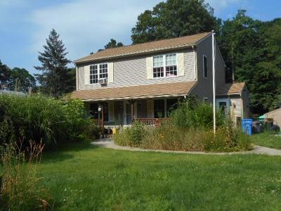 Cumberland Single Family Home For Sale: 45 New York Av