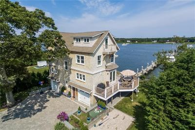 South Kingstown Single Family Home For Sale: 162 Winchester Dr