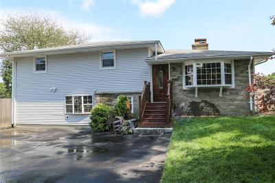 Cranston Single Family Home For Sale: 202 East St