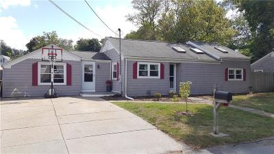 Smithfield Single Family Home For Sale: 4 Beverly Cir