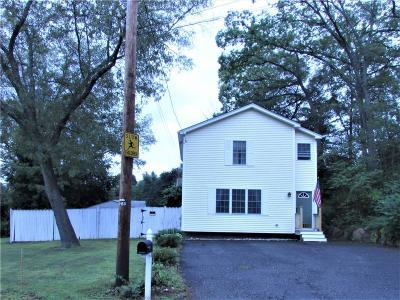 Johnston Single Family Home For Sale: 58 Alfred Av