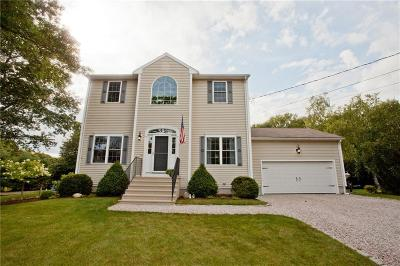 Hopkinton Single Family Home For Sale: 12 Beechwoods Hollow Wy