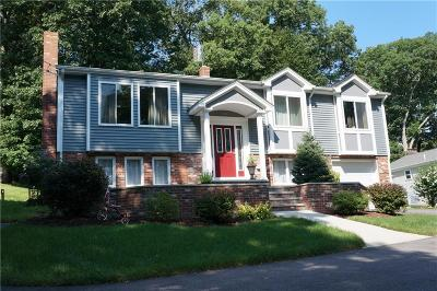Cumberland Single Family Home For Sale: 106 Hines Rd