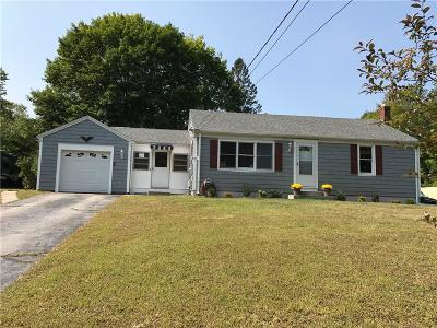 Burrillville Single Family Home For Sale: 890 Victory Hwy