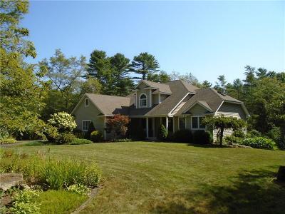 Hopkinton Single Family Home For Sale: 88 Cedarwood Lane