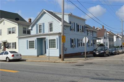Cumberland Multi Family Home For Sale: 4 Elm St