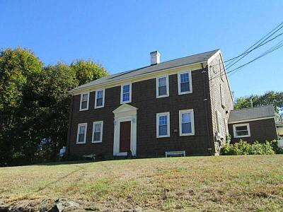 Cumberland Multi Family Home For Sale: 333 West Wrentham Rd