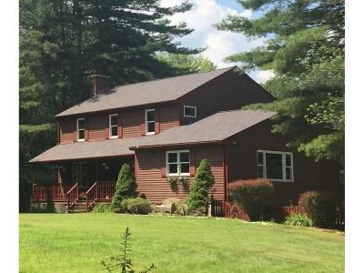 Glocester Single Family Home For Sale: 27 Ide Rd