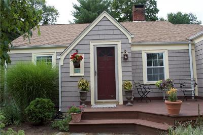 Cumberland Single Family Home Act Und Contract: 58 Club Dr