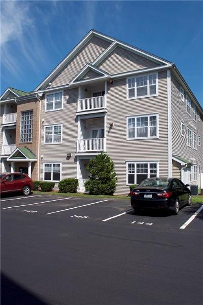 Woonsocket Condo/Townhouse Act Und Contract: 120 Mill St, Unit#202 #202