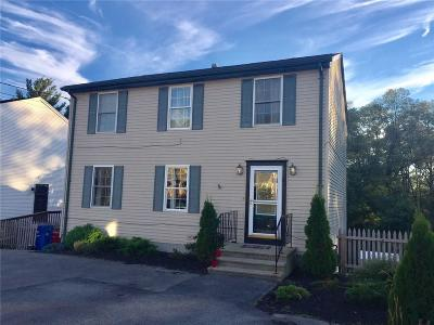 Cumberland Single Family Home For Sale: 15 Poisson St