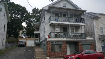 Central Falls Multi Family Home Act Und Contract: 22 Earle St