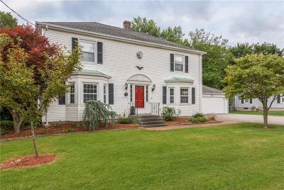 Lincoln Single Family Home Act Und Contract: 14 Sayles Hill Rd