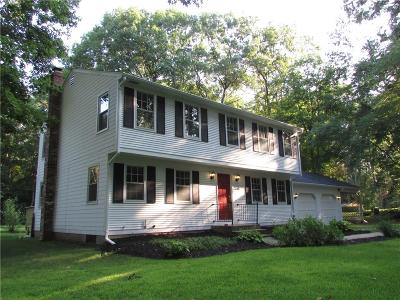 Burrillville Single Family Home For Sale: 2315 Bronco Hwy