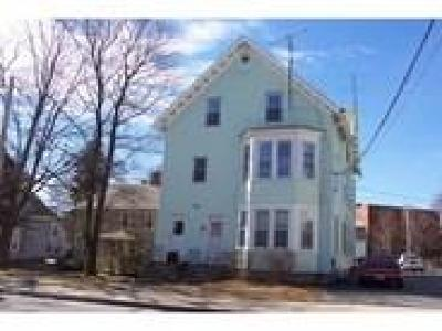 Woonsocket RI Multi Family Home Sold: $220,000