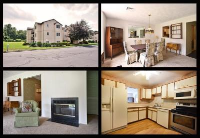 Cumberland Condo/Townhouse Act Und Contract: 185 Manville Hill Rd, Unit#301 #301
