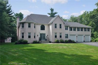 Glocester Single Family Home For Sale: 223 Pine Orchard Rd