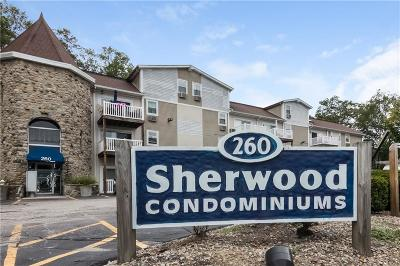 Johnston Condo/Townhouse For Sale: 260 George Waterman Rd, Unit#102 #102