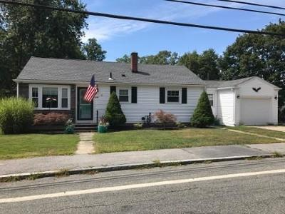 Lincoln Single Family Home Act Und Contract: 328 River Rd