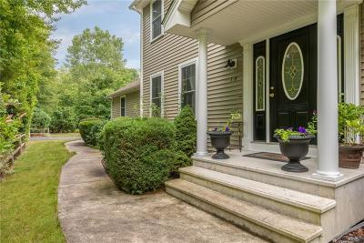 Lincoln Single Family Home For Sale: 184 Twin River Rd