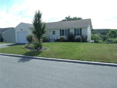 Woonsocket Single Family Home Act Und Contract: 63 Danielle Dr